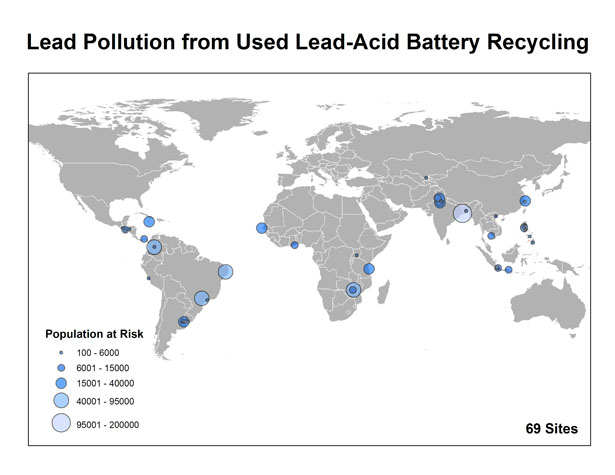 Lead-Acid Battery Recycling