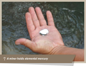 Elemental Mercury Pollution